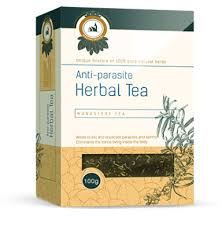 Herbal Tea Anti Parasite - proti parazitům - cena - krém - prodejna